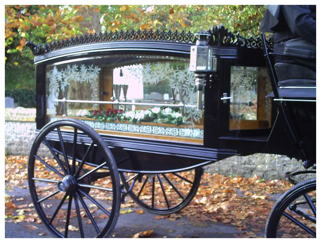 how to build an old fashioned hearse